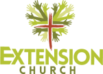 Extension Church Logo - 4 Color